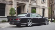 Toyota Century Bodykit Tuning Wald International 3 1 190x104 Toyota Century mit Bodykit vom Tuner Wald International