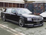 Toyota Century Bodykit Tuning Wald International 9 190x146 Toyota Century mit Bodykit vom Tuner Wald International