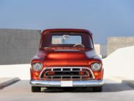 V8 Power 1955 Chevrolet 3100 Restomod Pickup Tuning 15 190x143 V8 Power im 1955 Chevrolet 3100 Restomod Pickup!