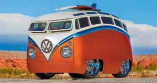VW T1 Surf Seeker cartoon vehicle Bull Microbus Header 310x165 Madness of the VW T1 Surf Seeker as a cartoon vehicle!