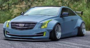 Widebody Cadillac ATS Coupe Tuning Japan Header 310x165 Cadillac ATS L von ZZP Performance: China Caddy mit Sportqualitäten!