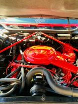 1968 Cadillac V8 Coupe DeVille Restomod Tuning 14 155x207 Rot/Weiß  1968 Cadillac V8 Coupe DeVille als Restomod!