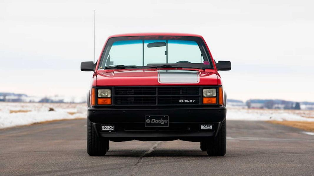 1989 Dodge Shelby Dakota RWD V8 Pickup 3 Selten: 1989 Dodge Shelby Dakota RWD mit V8 Triebwerk!