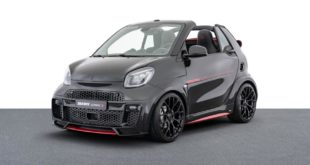 2020 BRABUS Ultimate E Facelift Smart 453 Tuning 27 310x165 Power Zwerg! 2020 BRABUS Ultimate E Facelift Smart!