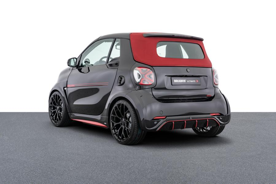 2020 BRABUS Ultimate E Facelift Smart 453 Tuning 36 Power Zwerg! 2020 BRABUS Ultimate E Facelift Smart!