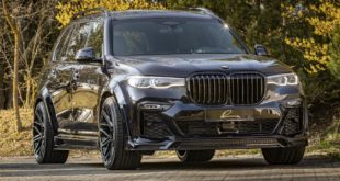 2020 Widebody LUMMA CLR X7 Tuning BMW X7 G07 Head 310x165 LUMMA CLR 8 RS: Widebody Version des Audi RS Q8!