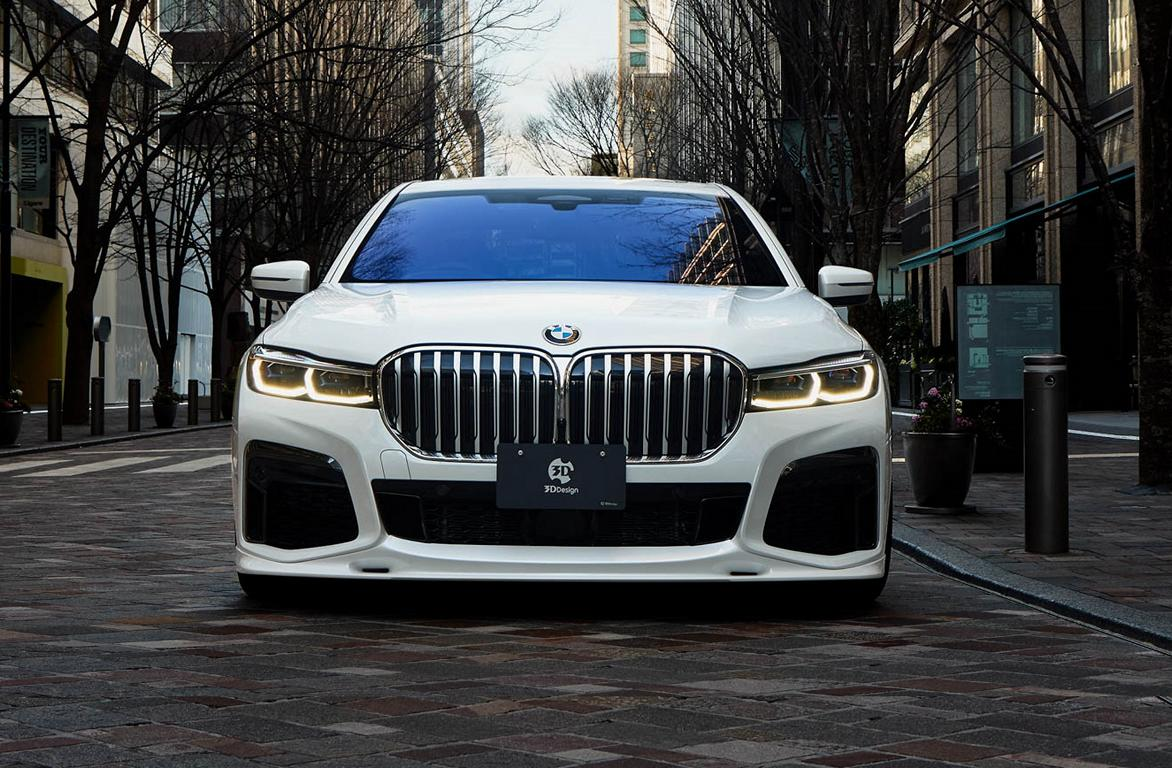 Even Beefier 3d Design Body Kit For The Lci Bmw 7 Series