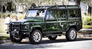 565 PS V8 Defender E.C.D. British Racing Green Rowdy Header 310x165 Project Family Vacation   Defender mit LS3 V8 von E.C.D.