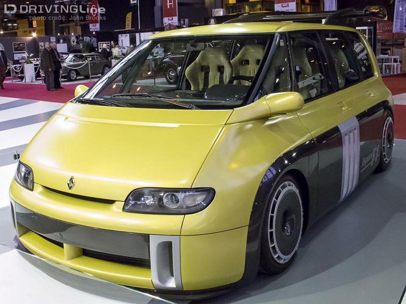 811 PS Renault Espace F1 V10 Power Tuning 34 Einzelstück: 811 PS Renault Espace F1 mit V10 Power!
