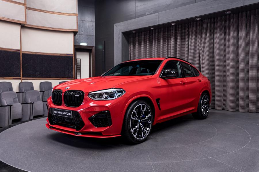 AC Schnitzer Parts 2020 BMW X4 M Competition F98 Tuning 25 AC Schnitzer Parts am 2020 BMW X4 M Competition (F98)