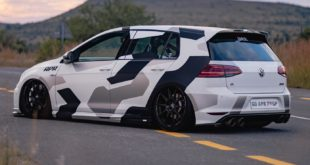 APR VW Golf R MK7 Airride BBS Stage3 Header 310x165 Druckbude 550 PS im APR VW Golf R (MK7) mit Airride!