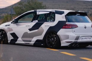 APR VW Golf R MK7 Airride BBS Stage3 Header 310x205 Druckbude 550 PS im APR VW Golf R (MK7) mit Airride!