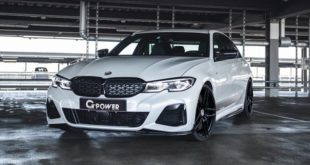 BMW M340i xDrive G20 G21 Tuning G Power Header 310x165 Allrad Sportler BMW M340i xDrive mit 510 PS von G Power