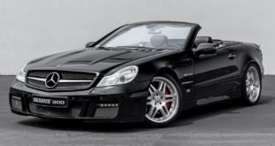 Brabus 800 Mercedes SL600 Lorisner Header 310x165 Power Zwerg! 2020 BRABUS Ultimate E Facelift Smart!