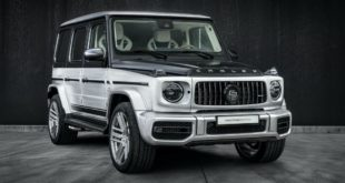 Carlex Design Mercedes AMG G63 Yachting Edition W463A Tuning 5 310x165 G Ahoi   Carlex Mercedes G63 AMG Yachting Edition!