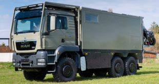 Expeditions Laster MD56c MAN TGS 6x6 7 310x165 Gewaltiges Teil Expeditions Laster MD56c MAN TGS 6x6