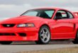 Ford Mustang SVT Cobra R V8 Header 110x75 Selten: Ford Mustang SVT Cobra R mit 385 PS V8 Power!
