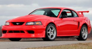 Ford Mustang SVT Cobra R V8 Header 310x165 Selten: Ford Mustang SVT Cobra R mit 385 PS V8 Power!