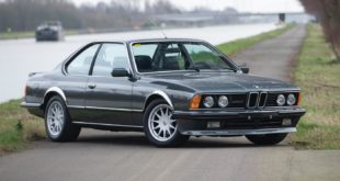 Hartge H6SP BMW 635CSi Coupe E24 Header 310x165 Video: BMW 745i (E23) Haifischnase mit Restomod Tuning!