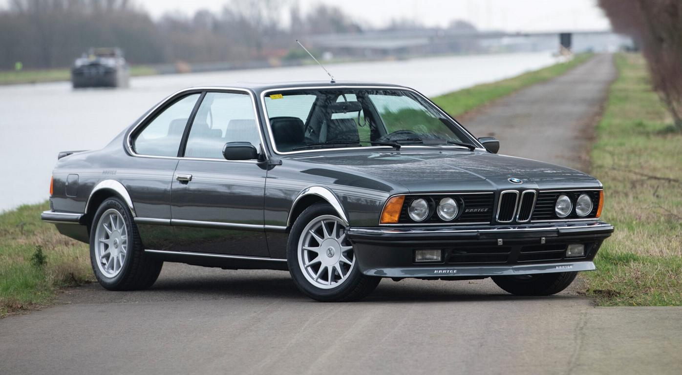 Hartge H6SP BMW 635CSi Coupe E24 Header Tuning Klassiker: Das Hartge H6SP BMW 635CSi Coupe!