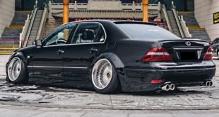 Lexus LS430 VIP Style Camber Tuning Header 310x165 Extremer Lexus LS430 mit VIP Style und Camber Tuning