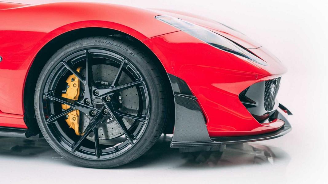 Mansory Softkit Ferrari 812 Superfast Bodykit Tuning 3 Mansory Softkit am Ferrari 812 Superfast mit V12 Power