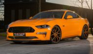 PS Sattlerei Ford Mustang GT Fury orange Tuning 9 190x111 Rekord! Gut 90 Ford Mustang im Autokino in Bad Homburg!