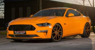 PS Sattlerei Ford Mustang GT Fury orange Tuning 9 310x165 Luxus Interieur & 725 PS! PS Sattlerei Ford Mustang GT!