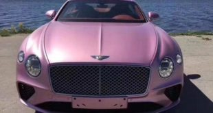 Pink Barbie Bentley Continental GT Tuning 1 310x165 Barbies Traum Bentley Continental wird in China Wirklichkeit