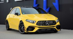 Posaidon Mercedes Benz A 45 RS AMG W177 Header 310x165 Highspeed Luxusliner: POSAIDON RS 830+ Mercedes AMG S 63