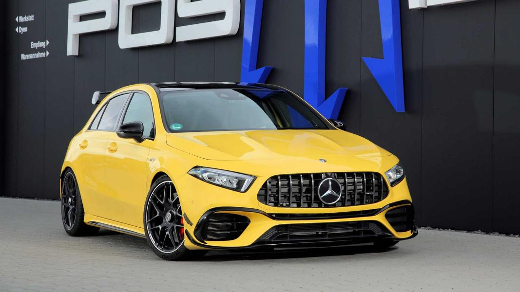 Posaidon Mercedes Benz A 45 RS AMG W177 Tuning 1 Posaidon Mercedes Benz A 45 RS AMG (W177) mit 525 PS