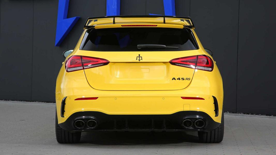 Posaidon Mercedes Benz A 45 RS AMG W177 Tuning 3 Posaidon Mercedes Benz A 45 RS AMG (W177) mit 525 PS