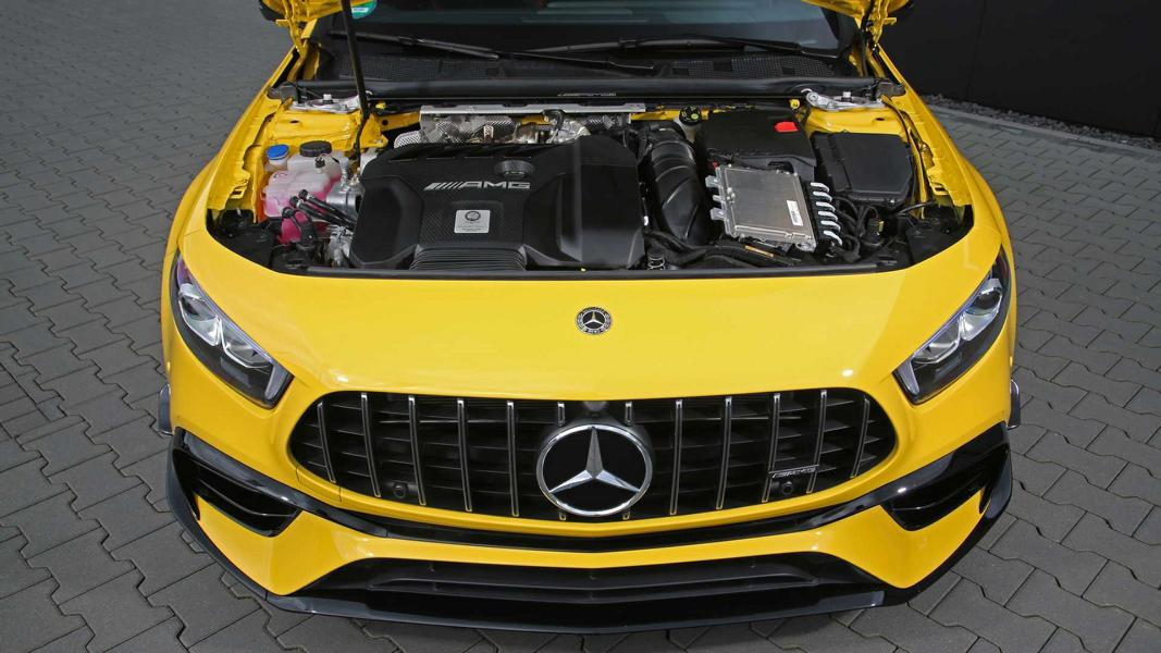 Posaidon Mercedes Benz A 45 RS AMG W177 Tuning 4 Posaidon Mercedes Benz A 45 RS AMG (W177) mit 525 PS