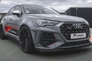 Prior Design Audi RSQ3 Widebody Kit 22 Zoll Tuning 2 310x205 Prior Design Audi RSQ3 mit Widebody Kit & 22 Zöllern