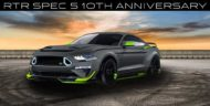 RTR Vehicles 2020 Ford Mustang GT Spec 5 Tuning Widebody 6 190x96 RTR Vehicles: 2020 Ford Mustang GT mit 750 PS in Planung!