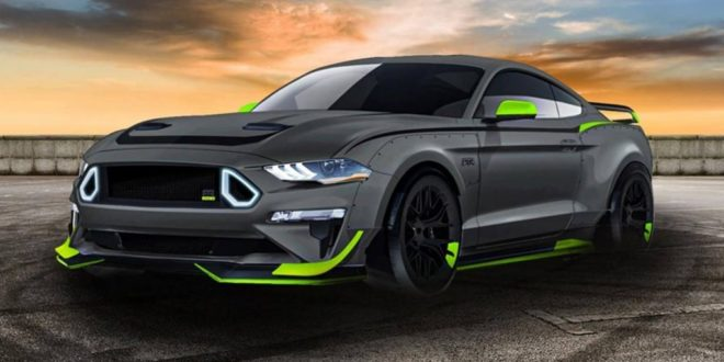 RTR Vehicles: 2020 Ford Mustang GT mit 750 PS in Planung!