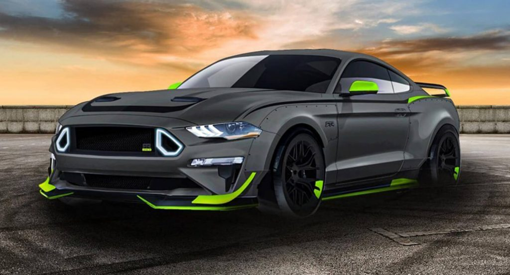 Rtr Vehicles 2020 Ford Mustang Gt With 750 Ps Planned
