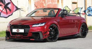Urban Motors Audi TT RS Roadster Tuning Header 310x165 Heftig Urban Motors Audi TT RS Roadster mit 510 PS!
