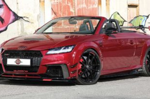 Urban Motors Audi TT RS Roadster Tuning Header 310x205 Heftig Urban Motors Audi TT RS Roadster mit 510 PS!
