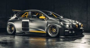 Widebody Renault Clio 5 Turbo Hommage Khyzyl Header 310x165 Volles Programm   Widebody Renault Clio als 5 Turbo!