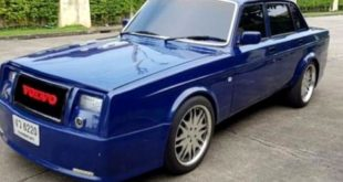 volvo 240 rolls royce Swap Tuning 3 310x165 Restomod Volvo P1800 Coupe mit 419 PS Vierzylinder!