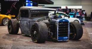 1931 Ford Model A Pickup Truck Mike Burroughs Header 310x165 LeMans Felgen und 800 HP   1931 Ford Model A Pickup Truck