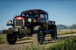 1949 Dodge Power Wagon Restomod Diesel Tuning 28 155x102 1949 Dodge Power Wagon Restomod mit Diesel Power