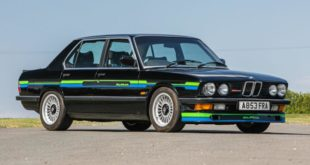 1983 ALPINA B9 3.5 auf Basis BMW 5er E28 310x165 Video: 1983 ALPINA B9 3.5 auf Basis BMW 5er (E28)