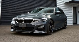 3D Design Carbon Bodykit BMW G21 Touring 3er Header 310x165 BMW X3 M (F97) mit Carbon Bodykit vom Tuner 3D Design!