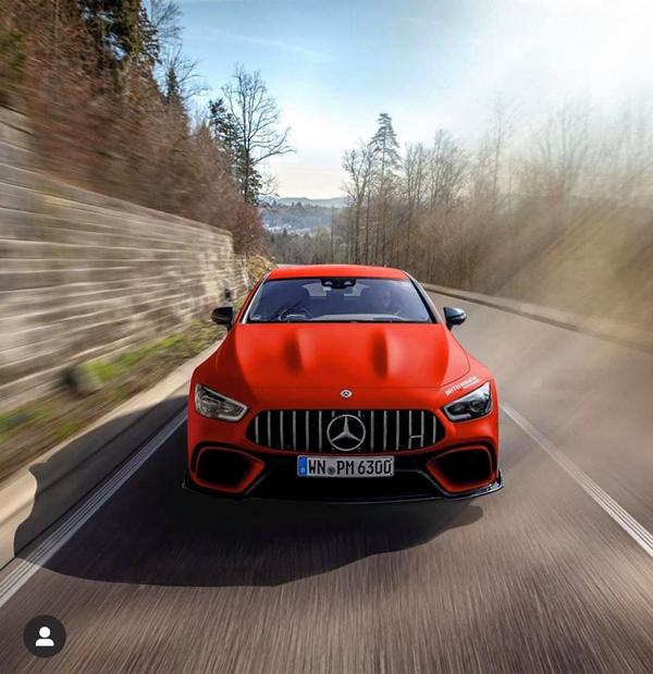 820 PS Performmaster Mercedes AMG GT63 s X290 Tuning 2 Nachgelegt   820 PS Performmaster Mercedes AMG GT63 s