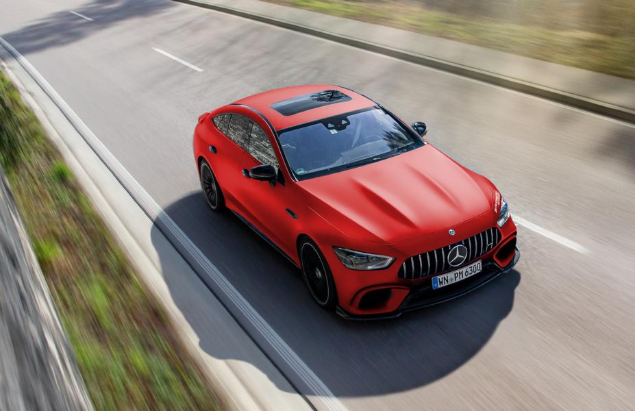 820 PS Performmaster Mercedes AMG GT63 s X290 Tuning 3 Nachgelegt   820 PS Performmaster Mercedes AMG GT63 s