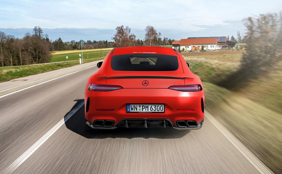 820 PS Performmaster Mercedes AMG GT63 s X290 Tuning 4 Nachgelegt   820 PS Performmaster Mercedes AMG GT63 s
