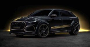 Audi RS Q8 SUV Manhart RQ 900 Widebody Tuning 4 310x165 720 PS Manhart MHX5 auf Basis des BMW X5 M (F95)