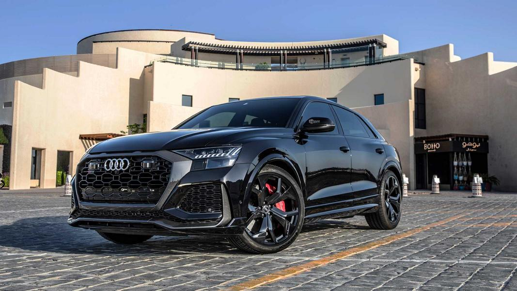 Audi RS Q8 SUV ohne OPF Filter Video: Soundcheck   Audi RS Q8 (SUV) ohne OPF Filter!